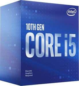 Процессор Intel Core i5-10400F BOX