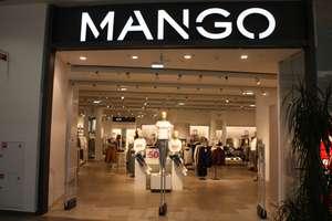 Распродажа мужской и женской одежды MANGO (напр, мужской свитер из шерсти, джинсы)