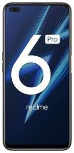 Смартфон realme 6 Pro 8/128GB + Беспроводные наушники Jays x-Five