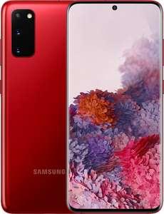 Смартфон Samsung Galaxy S20 8+128GB (при покупке услуг связи на 18000₽ и аксессуаров на 10000₽)