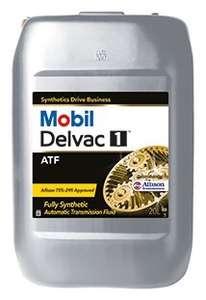 Трансмиссионное масло MOBIL Delvac 1 ATF 20 л