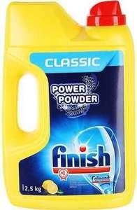 Порошок для ПММ Finish (лимон) 2.5кг