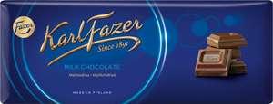 Шоколад Fazer, 200г в ассортименте