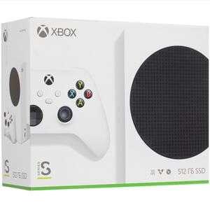 [Екб, Уфа и др.] Игровая консоль Microsoft Xbox Series S