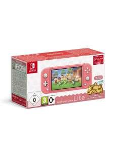Nintendo Switch Lite + код загрузки Animal Crossing: New Horizons + NSO