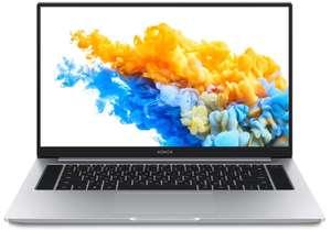 "Ноутбук Honor MagicBook Pro Silver 16.1"", IPS, AMD Ryzen 5 4600H 3.0ГГц, 16ГБ, 512ГБ SSD, AMD Radeon , Windows 10"