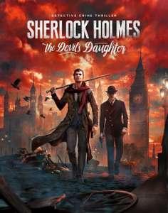 [Xbox One] Игра Sherlock Holmes: The Devil's Daughter