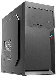 Компьютер RDW Office AMD A8 9600, DDR4 4ГБ, 256ГБ(SSD), AMD Radeon R7, noOS, черный