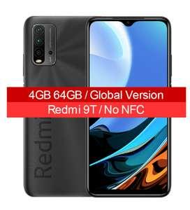 Смартфон Xiaomi Redmi 9T 4/64 за $141