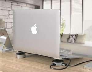 Подставка для ноутбука ORICO (4 usb-порта)