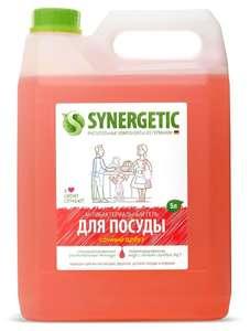 Подборка товаров под промокод (напр. Synergetic Антибактериальный гель для мытья посуды Сочный арбуз, 5 л)