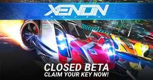 Доступ к закрытому бета-тесту игры Xenon Racer