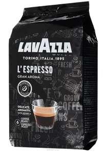 Кофе в зернах Lavazza Gran Aroma за 1226р. + доставка от 99р.
