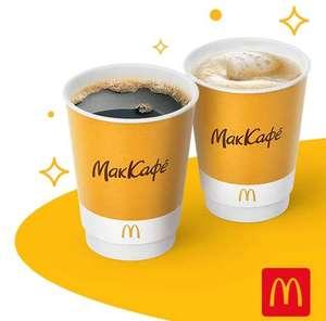 Капучино или Американо за 1₽ (при покупке от 149₽) McDonald's