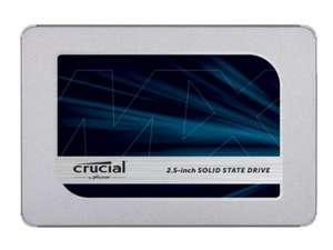 SATA SSD CRUCIAL MX500 500GB [CT500MX500SSD1]