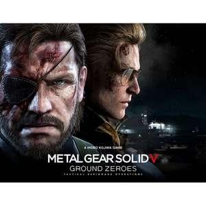 [PC] Konami Metal Gear Solid V: Ground Zeroes