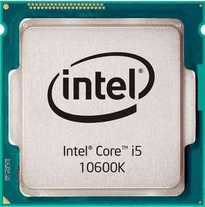 Процессор Intel i5 10600k