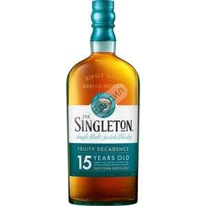 [Екб] Виски SINGLETON 15 лет, шотландский односолодовый, 40%, Великобритания, 0.7 L