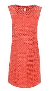 Красное платье S.Oliver (хлопок 100%) за 3045р. + доставка бесплатно.