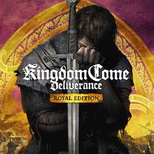 [PS4] Kingdom Come: Deliverance Royal Edition (с подпиской PS +)
