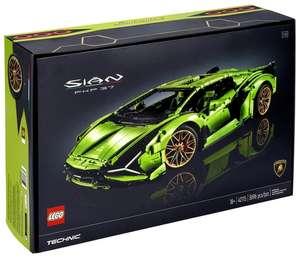 Конструктор LEGO Technic 42115 Lamborghini Sian FKP 37 (3696 деталей)