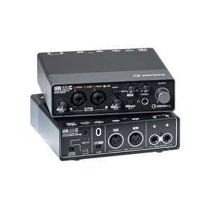 Внешняя звуковая карта с USB Steinberg UR22-C