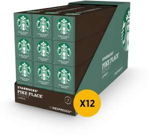 Кофе в капсулах Starbucks Pike Place Roast, 120 капс. (+ акция 3=4)