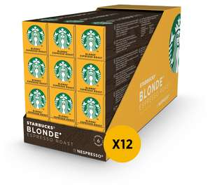 Кофе в капсулах Starbucks Blonde Espresso Roast, 120 капс.(см.описание)