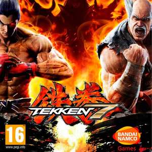 Цифровая версия игры PC Bandai Namco Tekken 7 (149р с балами)