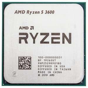 Процессор AMD Ryzen 5 3600, OEM