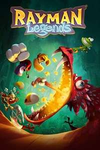 [XBOX ONE, Series S|X] Rayman Legends