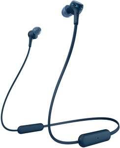Беспроводные наушники с микрофоном Sony WIXB400