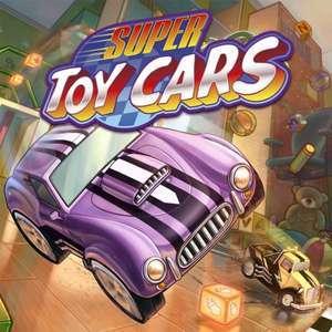 [PC] Super Toy Cars бесплатно
