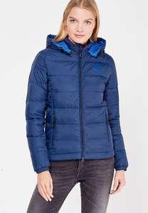 Куртка Franklin & Marshall со скидкой 49% - за 9324р. (15% дополнительно по промокоду NEWLOOK).