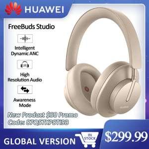 Huawei Freebuds Studio, беспроводные наушники Hi-Fi/ANC