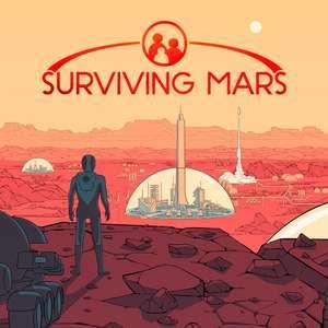 [PC] Surviving Mars бесплатно (11.03 - 18.03)