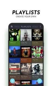 [Android] PowerAudio Pro Music Player бесплатно
