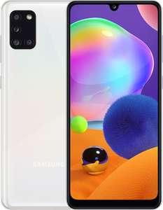 Смартфон Samsung Galaxy A31 64GB (+ Яндекс станция Мини + связь на 2500₽)
