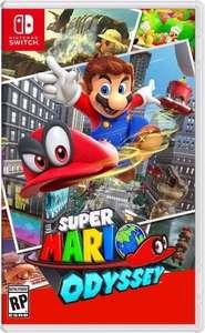 [не везде] Super Mario Odyssey для Nintendo Switch