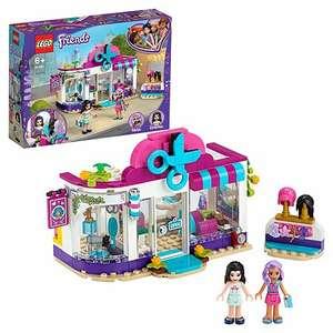-20% на LEGO для девочек (напр. Конструктор LEGO Friends Парикмахерская Хартлейк Сити 41391)