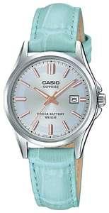 Наручные кварцевые часы CASIO LTS-100L-2AVEF
