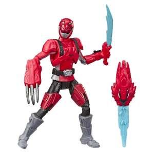 Игрушка Power Rangers Красный Рейнджер с боевым ключом E6029ES0