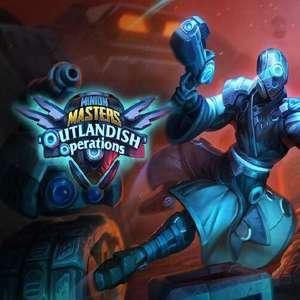 [PC & Xbox] DLC Minion Masters - Outlandish Operations бесплатно