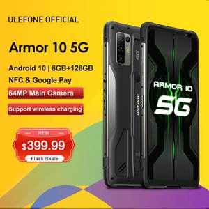 Смартфон Ulefone Armor 10 5G 8 ГБ + 128 ГБ