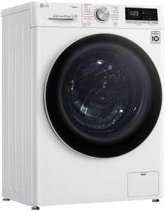 Стиральная машина LG AIDD F2V5GS0W (Wi-Fi, загрузка 8.5 кг, сборка Китай)