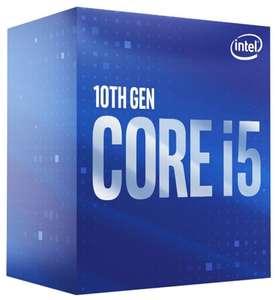 Процессор Intel Core i5-10400, (6/12 ядер, 2,9/4,3Ггц) BOX (+ 1314 баллов)