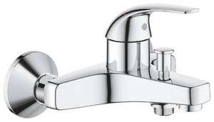 Смеситель для ванны с подключением душа Grohe BauCurve 23599000