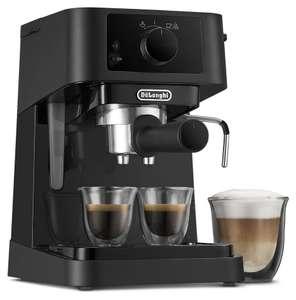 Кофеварка рожковая DeLonghi EC230.BK