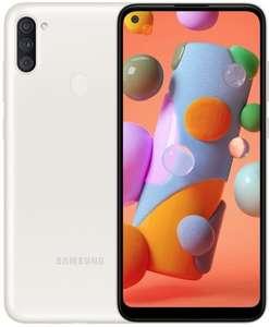 [Не везде] Смартфон Samsung Galaxy A11 2/32Gb (Snapdragon 450, NFC, Type C, 4000 мАч)