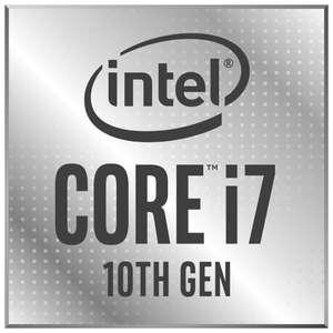 Процессор Intel Core i7-10700F, 8/16 ядер, 4,8 ГГц, OEM + 2408 баллов на Я.Плюс